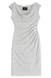 Steffen Schraut Riviera Glam Draped Jersey Dress