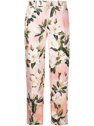 F.R.S For Restless Sleepers Floral Pyjama Trousers Pink