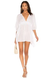 Indah Avalon Mini Dress White