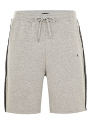 Antioch Grey Taping Sweat Shorts