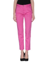 Basicon Casual Pants Fuchsia