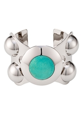 Emilio Pucci Cuff Bracelet With Turquoise