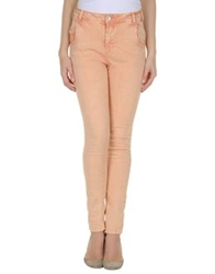 Ready To Fish Denim Pants Apricot