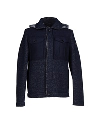 Swiss Chriss Jackets Dark Blue