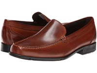 Rockport Classic Loafer Lite Venetian Cognac Men's Slip On Shoes Tan