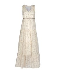 Ekle' Dresses Long Dresses Women Beige