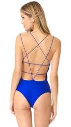 Mikoh Kilauea Multi String One Piece Electric Eel