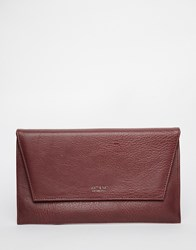 Matt And Nat Large Envelope Wallet Berry