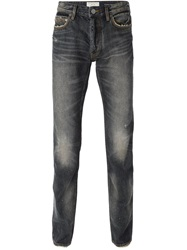 Marc By Marc Jacobs 'Mj 110' Slim Jeans Grey