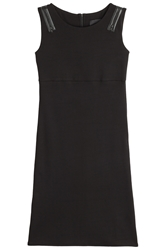 Steffen Schraut Zip Detailed Sheath Dress