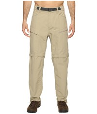 The North Face Paramount Trail Convertible Pants Dune Beige Men's Clothing
