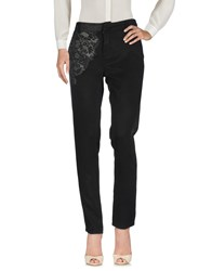 Desigual Casual Pants Black