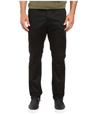 Rvca The Week End Pant Black Casual Pants