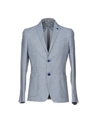 Havana And Co Co. Blazers Blue