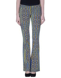 A'biddikkia Beach Pants Yellow