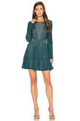 Bcbgmaxazria Daina Dress Teal
