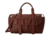 Lucky Brand Medine Crossbody Satchel Brandy Satchel Handbags Burgundy