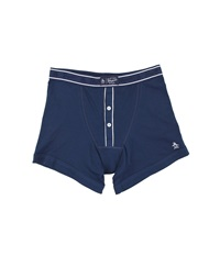 Original Penguin Earl Cotton Stretch Boxer Brief Navy Men's Underwear