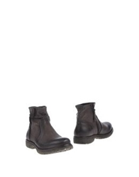 Mjus Ankle Boots Lead