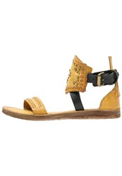 A.S.98 Ramos Sandals Papaya Yellow