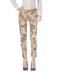 Aniye By Casual Pants Beige