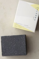 Anthropologie Palermo Body Soap Grapefruit Juniper With Activated Charcoal