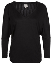 Bench Burnrate Long Sleeved Top Jet Black