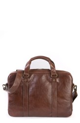 Boconi 'Becker' Leather Briefcase