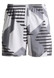 Odlo Dexter Sports Shorts Platinum Grey