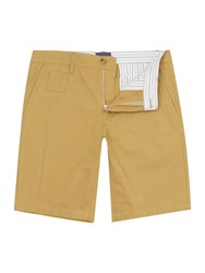Perry Ellis Classic Fit Shorts Brown