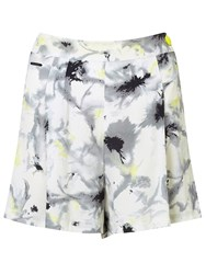 Numph Klemtina Shorts Cloud Dancer