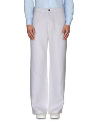 John Richmond Trousers Casual Trousers Men White