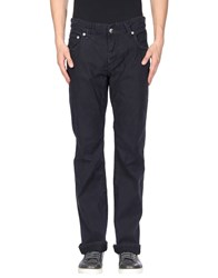 Stitch's Jeans Casual Pants Dark Blue
