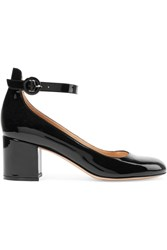 Gianvito Rossi Patent Leather Pumps Black