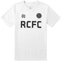 Reigning Champ Rcfc Jersey White