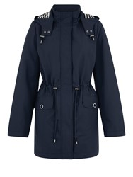 Dash Shower Resistant Coat Navy