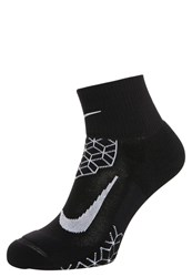 Nike Performance Sports Socks Black White