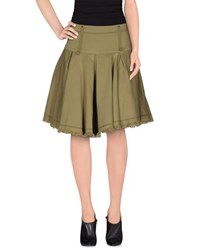 Roberta Scarpa Skirts Mini Skirts Women