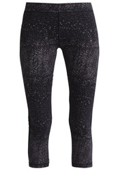 Venice Beach Milli Tights Rockery Black Anthracite