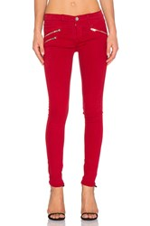 Black Orchid Billie Zipper Skinny Come To Bed Red