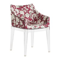 Kartell La Double J Madame Armchair Lilium Red