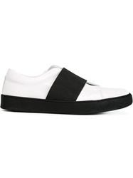 The Last Conspiracy 'Flosi' Sneakers White