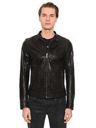 Belstaff Gransden Leather Moto Jacket