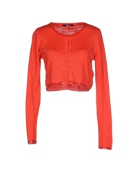 Relish Cardigans Red