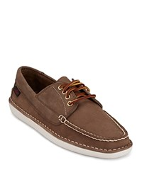 G.H. Bass And Co. Whitford Boat Shoes Chocolate
