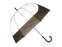Hunter Original Moustache Bubble Swamp Green Umbrella