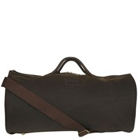 Barbour Men's Wax Holdall Olive
