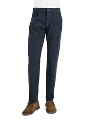 Brooks Brothers Red Fleece Ribbed Corduroy Pants Navy