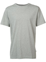 Wesc Max T Shirt Men Cotton S Grey
