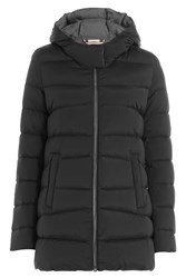 Colmar Down Jacket With Hood Black